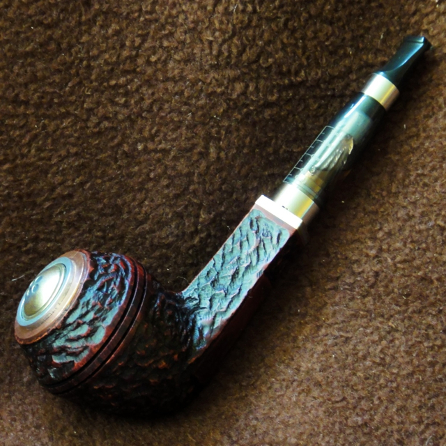 Petersons Kinsale Rustic XL13 Electronic Pipe epipe