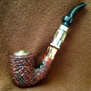 Craggy Bent Electronic Pipe