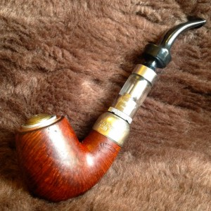 Peterson 307 Electronic Pipe Dark