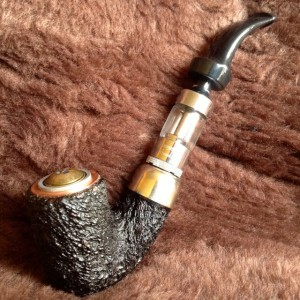 Peterson 309 Electronic Pipe Rustic Black