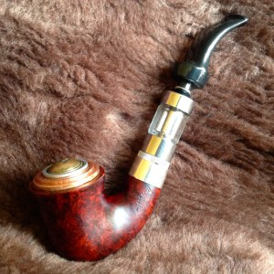 Petersons Irish Harp Stirling Silver Epipe