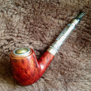 Bent Briar Electronic Pipe